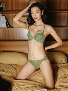 BodyStyle布迪设计浅绿色内衣套装