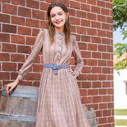 春夏穿什么好看?春美多女装连衣裙打造清新女神范!