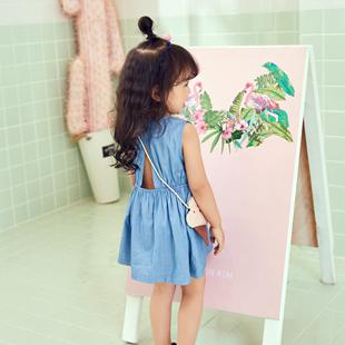 陌小样童装多元化的产品结构 一家店满足多样需求
