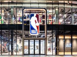 北美外最大NBA旗舰店在京开业 由NBA、耐克和滔搏联合推出