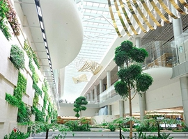 无印良品改造深圳机场T3公共空间,打造舒适候机体验空间
