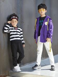 YukiSo童装男童休闲外套