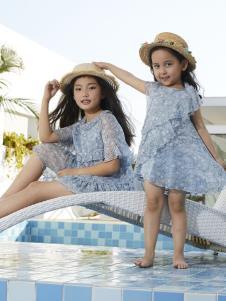 YukiSo童装女童19新款连衣裙