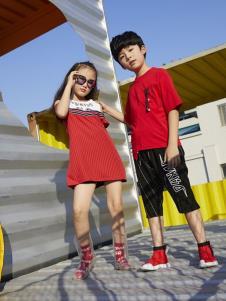 YukiSo童装YukiSo童装19夏个性时尚新款