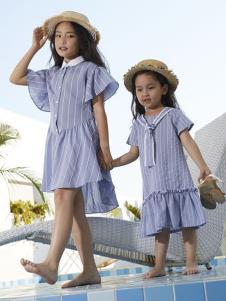 YukiSo女童连衣裙19夏新款