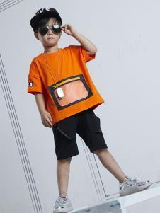 YukiSo童装男童T恤