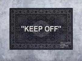 联名潮牌Off-White 宜家推出艺术家系列限量地毯
