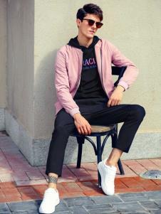 GD&ZS格度佐致粉色外套