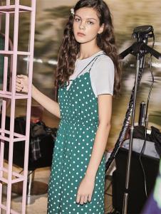 村上春CSSPRING夏装连衣裙