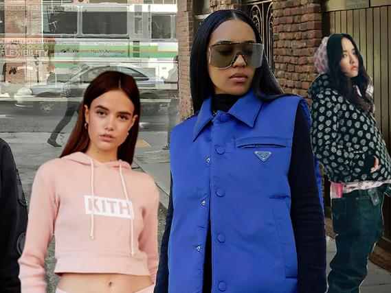 为什么女性的街头服饰会是一笔大生意?