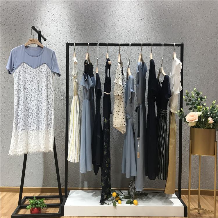 香影品牌19夏季新款女装品牌折扣批发