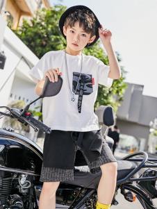 拉斐贝贝男童T恤