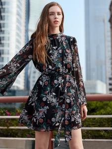 37°生活美学时尚印花裙