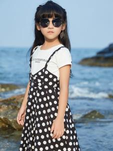 拉斐贝贝女童新款连衣裙