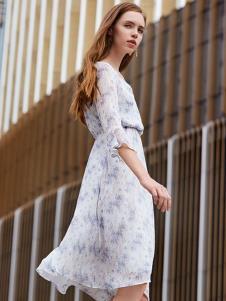 37°生活美学女装时尚雪纺裙