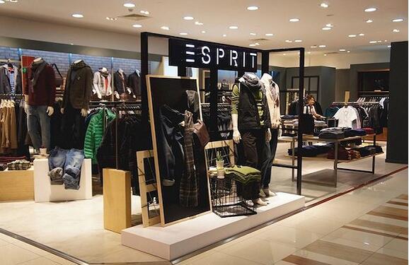 Esprit业绩下滑严重 靠低价旧款翻新能否扭转颓势