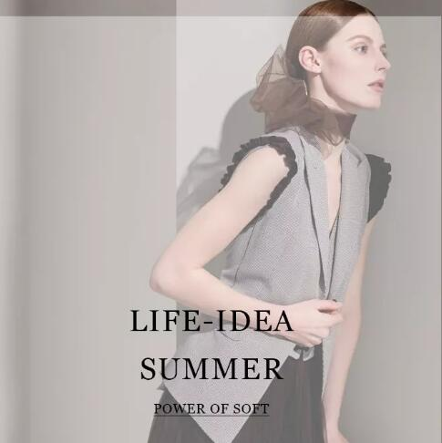 莱芙·艾迪儿 LIFE·IDEA女装:娉婷流纱,自带梦幻滤镜