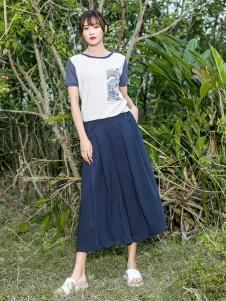 2019谷度女装连衣裙套装