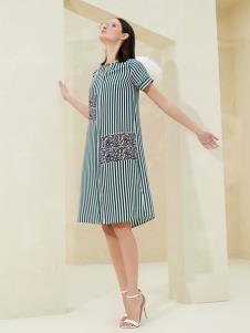 印象草原夏装女裙