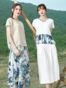 2019谷度女装夏新款半裙