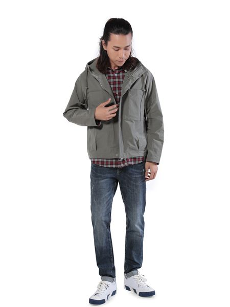 第二印象男装新款外套