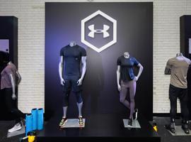 安德玛重新发力功能性运动服饰 发布RUSH系列运动装备