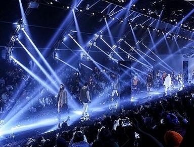 上海时装周办了111场大秀 成国际大牌新品首发地?