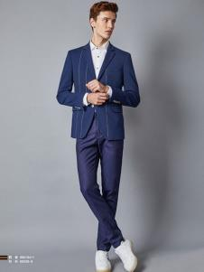 埃沃定制男装新款西服套装