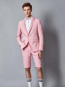 埃沃定制男装新款西服