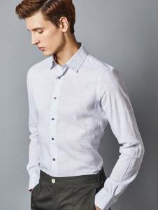 埃沃定制男装新款衬衫定制