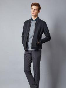 埃沃定制男装新款夹克