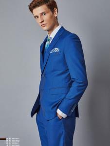 埃沃定制男裝新款西服套裝