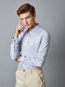 埃沃定制男装新款衬衫