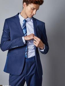 埃沃定制男装19新款西服