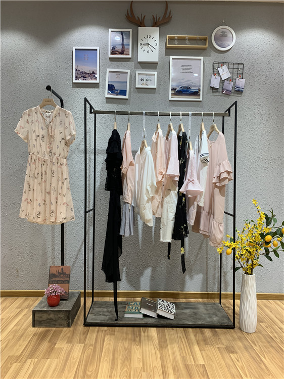 7.Modifier品牌19夏季新款女装一手货源批发