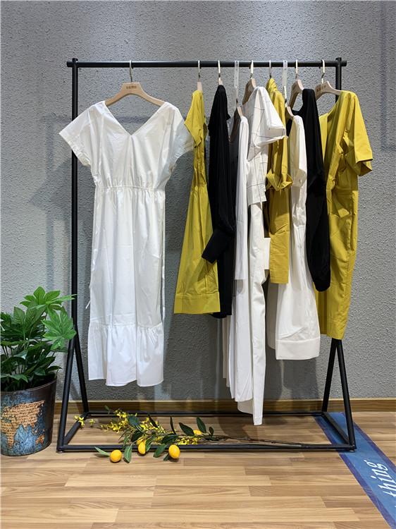 JU JOE品牌19夏季新款女装品牌折扣批发
