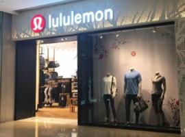 五年目标两年完成 阿里推动lululemon业绩增长