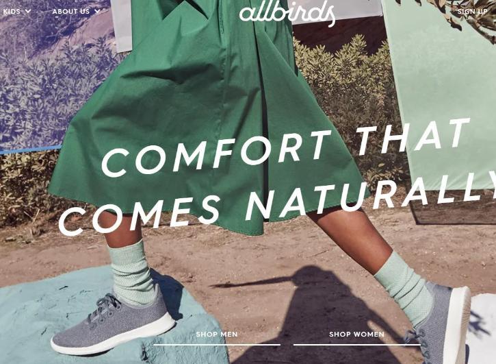 """以""""羊毛鞋""""起家的 Allbirds 全面进入中国市场"""