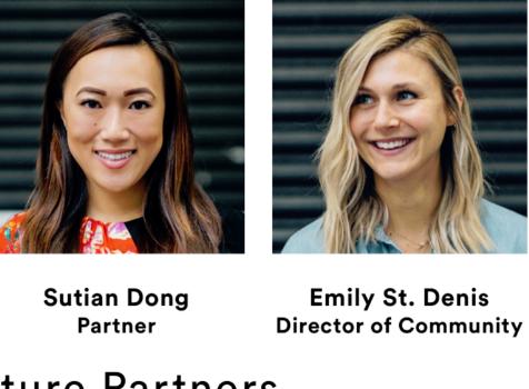 盘点五位女性创业的支持者,时尚投资的生力军!