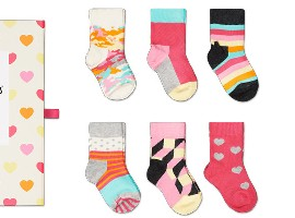 Happy Socks把袜子变成时尚潮品,打造一个新品类
