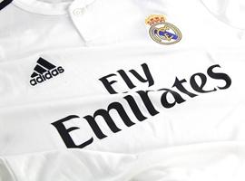 年赞助费1亿欧元逼近曼联 皇马与阿迪达斯将签球衣合同