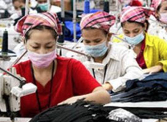 全球第二大服装出口国工人再度陷入生死边缘