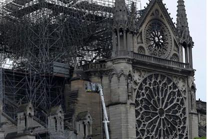 Gucci之后,LV老板宣布为修复巴黎圣母院捐赠2亿欧元