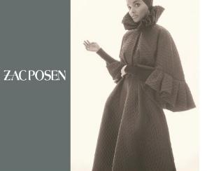 投资公司考虑出售纽约设计师 Zac Posen公司持有的股权