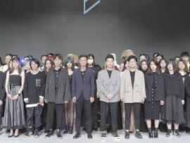 """2019""""北服时装周""""女服设计展演惊艳亮相"""
