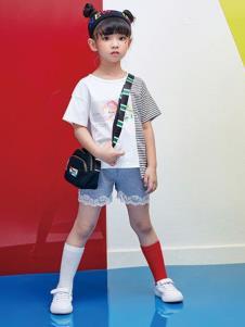 DIZAI棣仔童装女童T恤