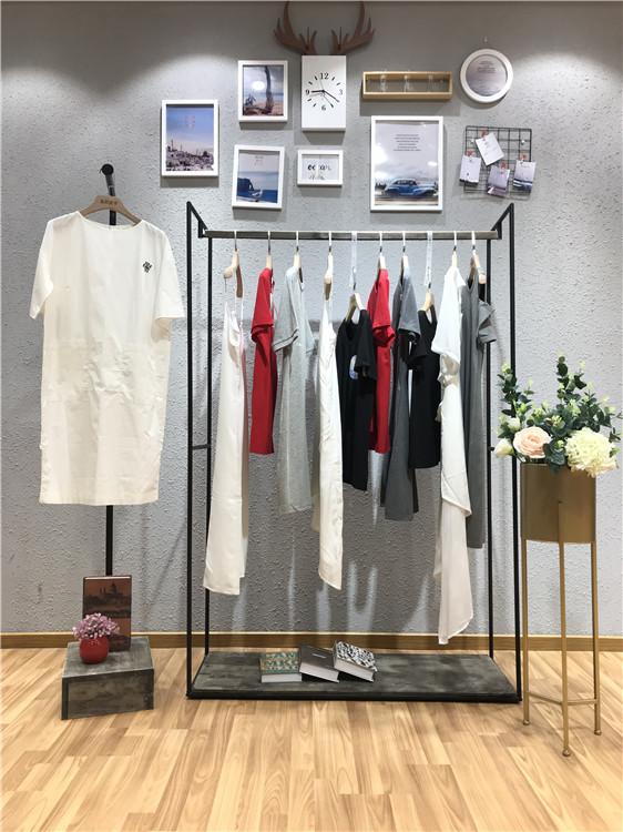 艾米品牌2019夏季女装一手货源批发