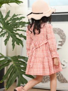 MUUZI木子童装新款女裙