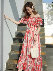 LIYA LISA莉雅莉萨新款连衣裙