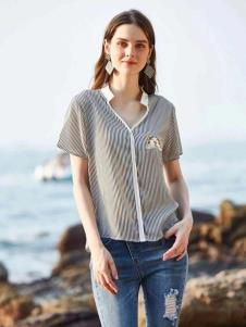 惠之良品品牌折扣女装衬衫